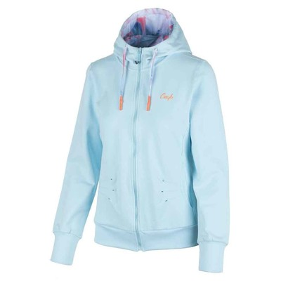 Cmp Fix Hood Jacket Stretch French Terry