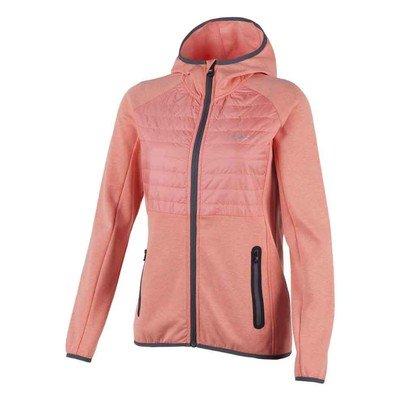 Cmp Fix Hood Hybrid Jacket Double Jersey