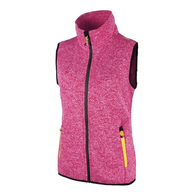 Cmp Knitted Fleece Vest